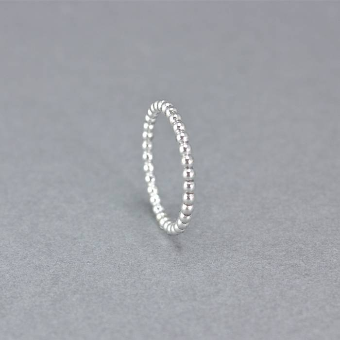 Aria Ring Silver