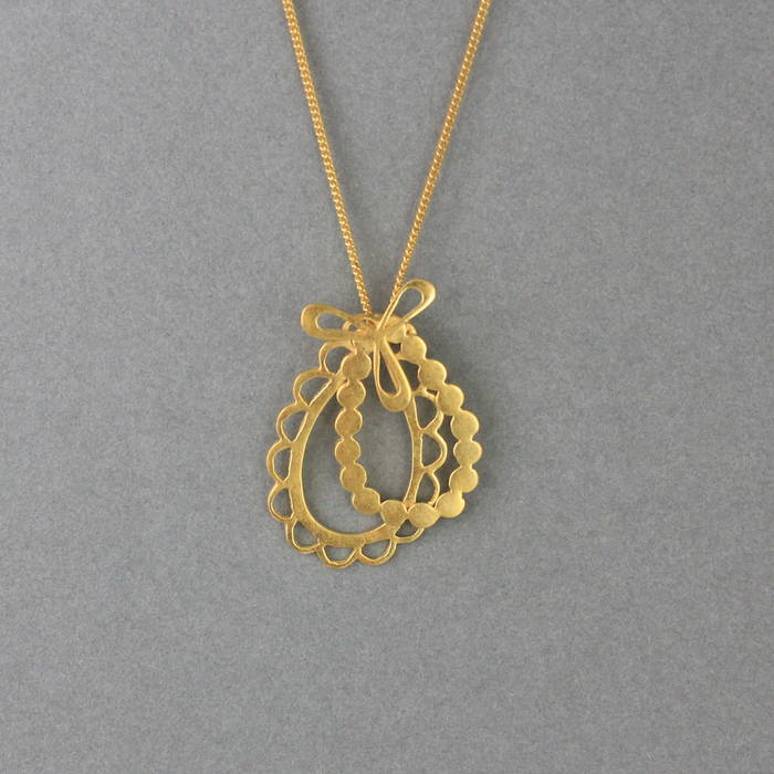 Ava Necklace Gold