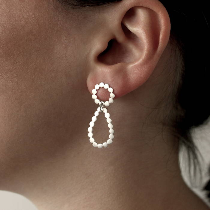 Dotty Daphne Earrings