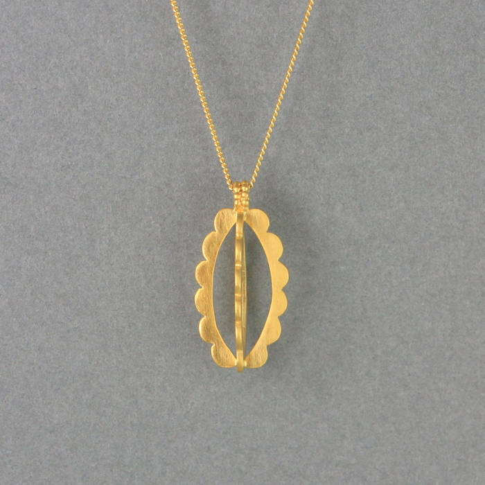 Delilah Necklace Gold