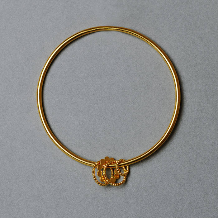 Doris Bangle Gold