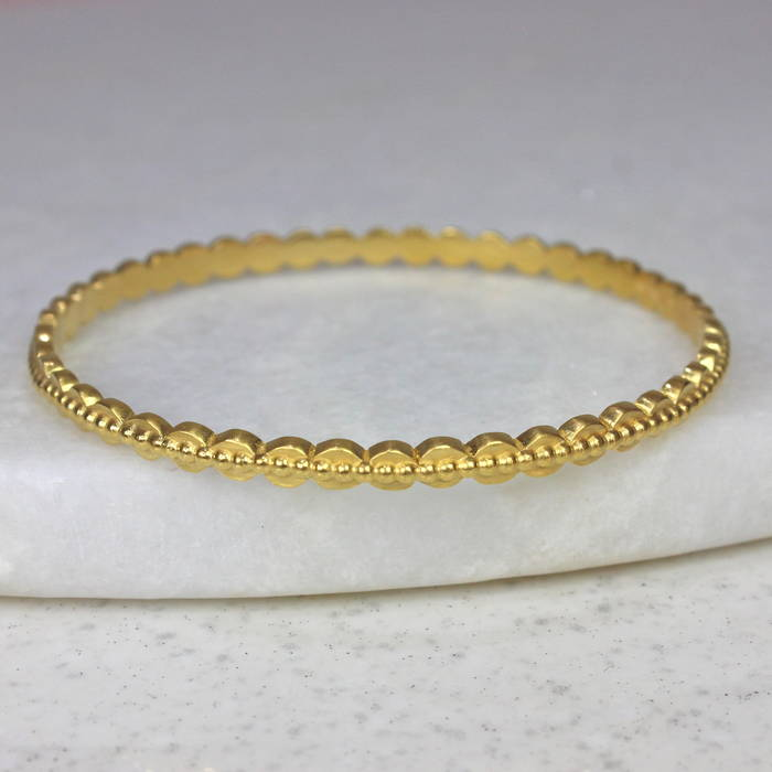 Ls Etta Bangle Gold