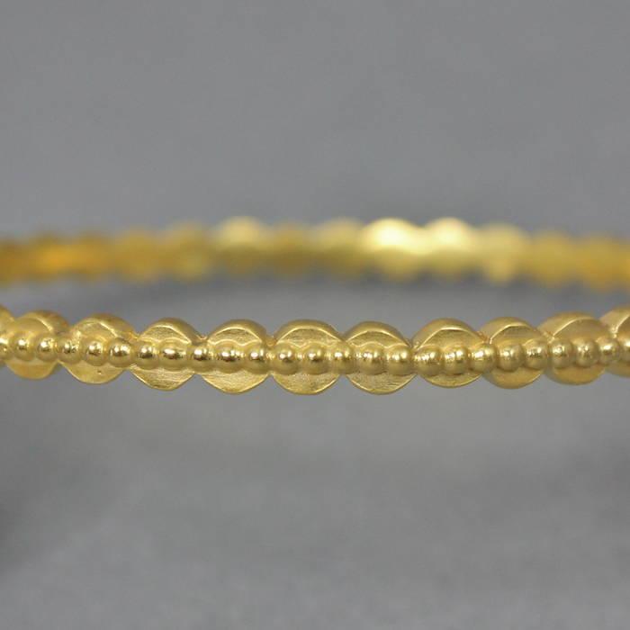 Etta Bangle Gold Detail 2
