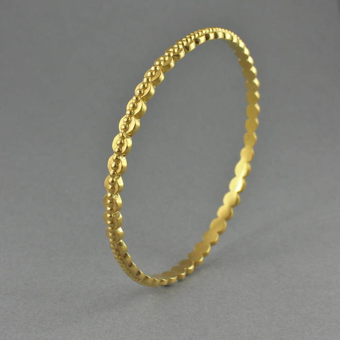 Etta Bangle Gold