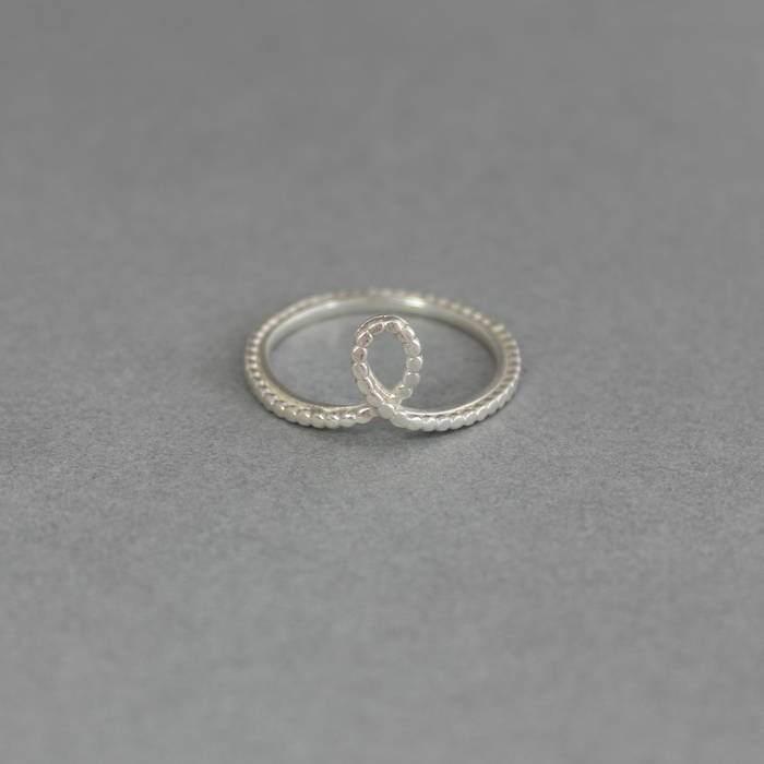 Hope Ring Silver