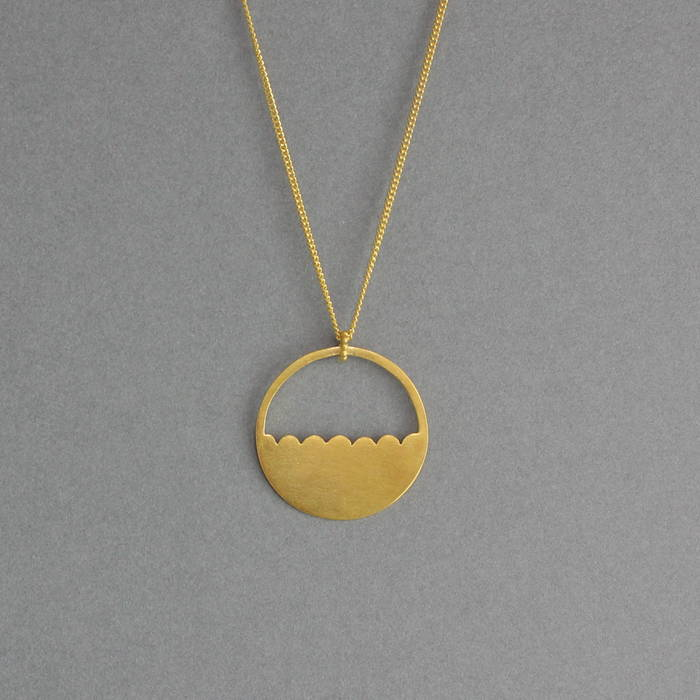Lois Necklace Gold