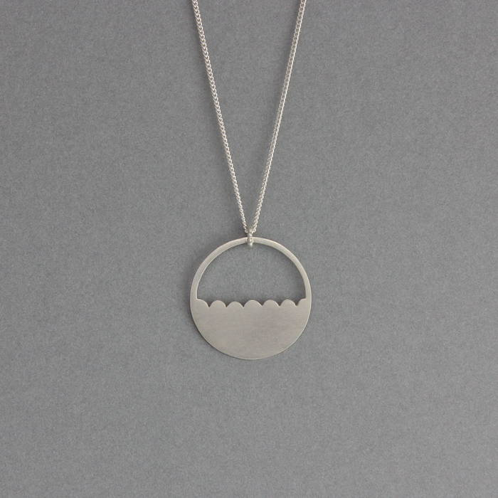 Lois Necklace Silver