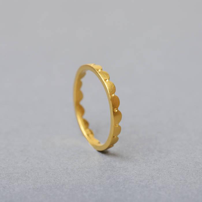 Lola Ring Fine Gold