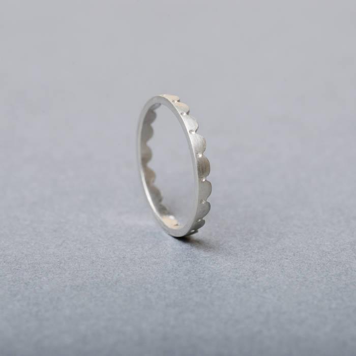 Lola Ring Fine Silver
