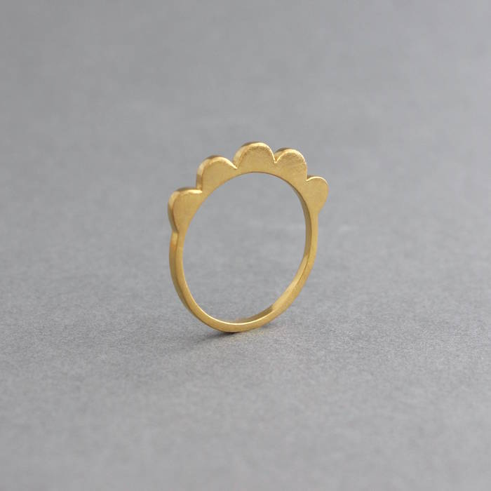 Maggie Ring Gold