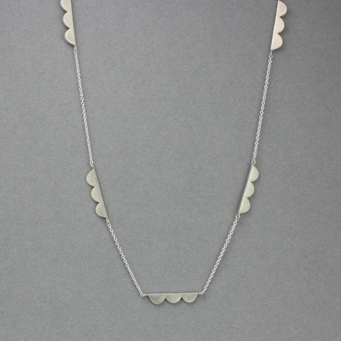 Sylvie Necklace Silver