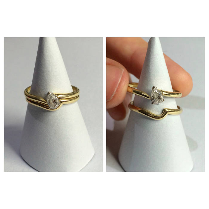 Stacking Wedding Ring