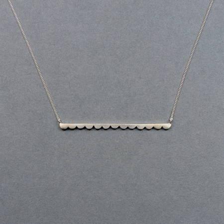 Grace Necklace Silver